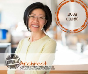 Authentic Rosa Sheng