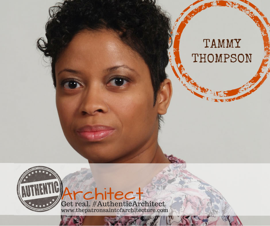Authentic Tammy Thompson